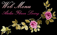 Web Menu Atelier Flower Loving